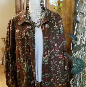 END of SUMMER SALE: Cotton Jacket